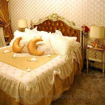 Dormitorios de estilo for Dormitorio luis xvi