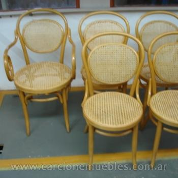 Sillas y Sillon Thonet