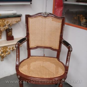 Sillon estilo frances